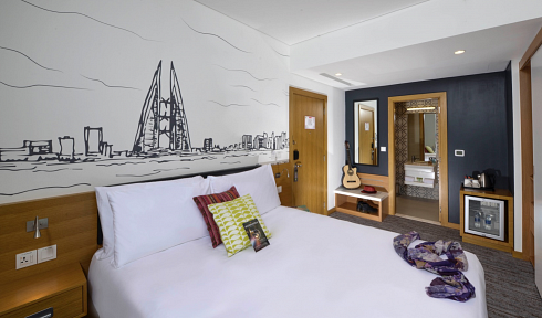 ibis Styles Bahrain bedroom_1